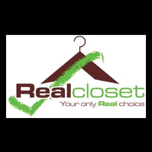 Real Closet logo